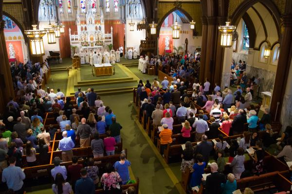 Bird View of Mass