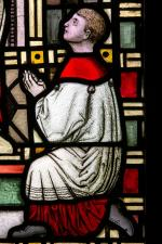 Altar Boy Stained Glass